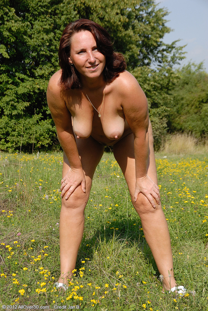 Thought differently, Mature Farmer sexy nude for that