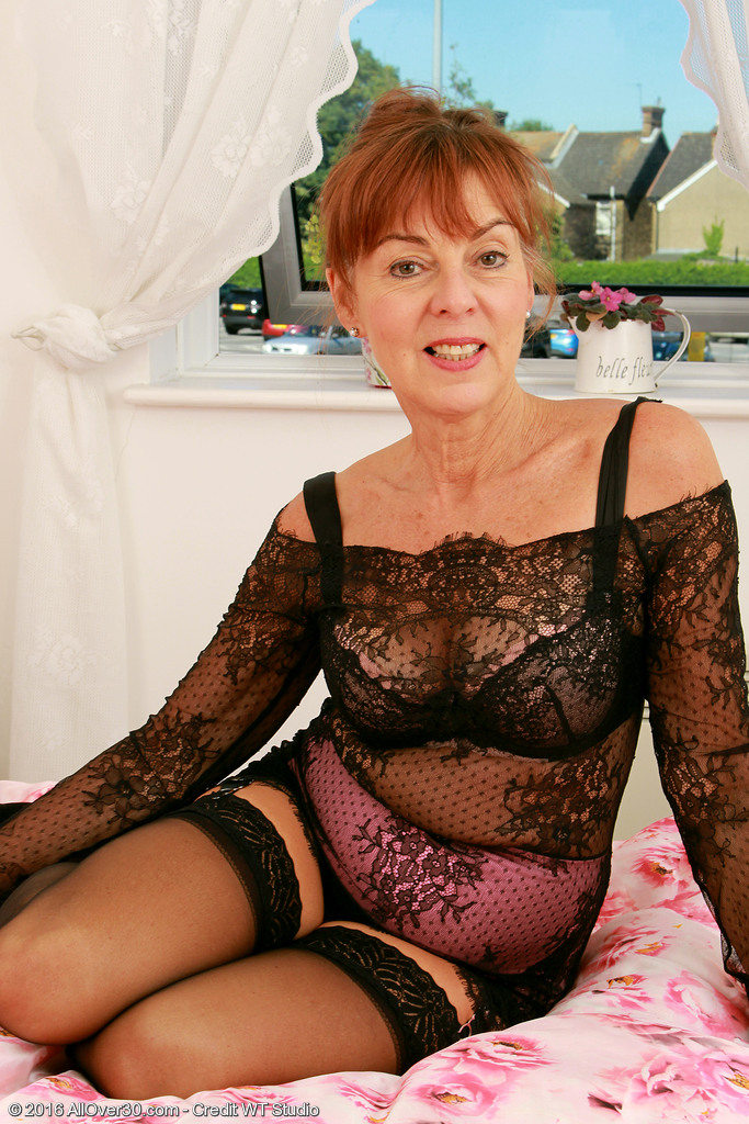 63 year old granny fucked out of puusy after dad went away 2