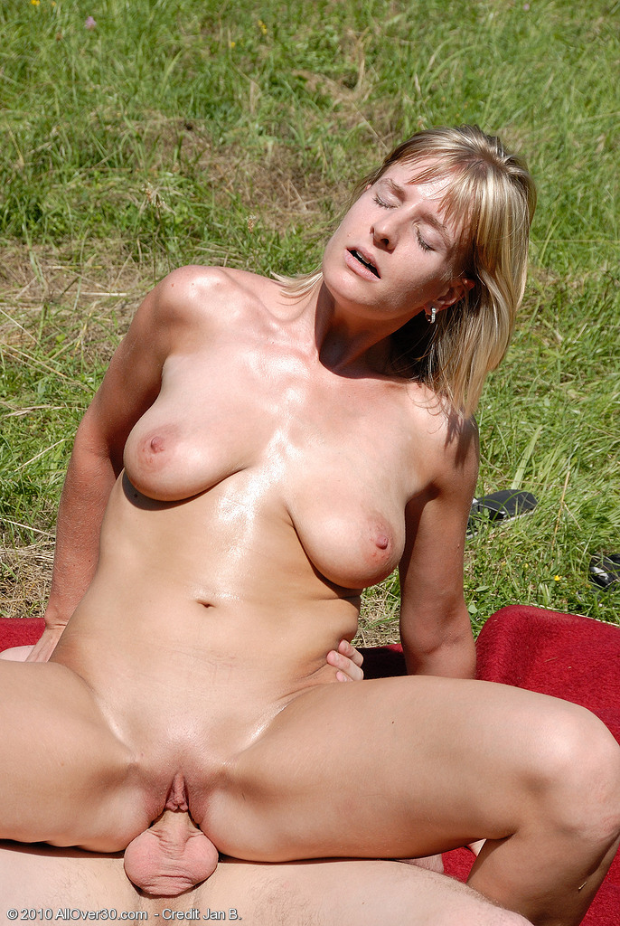 Big saggy milf