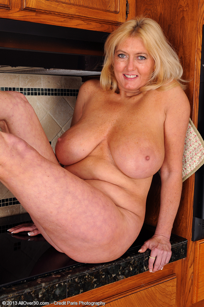 heavy horny mature women