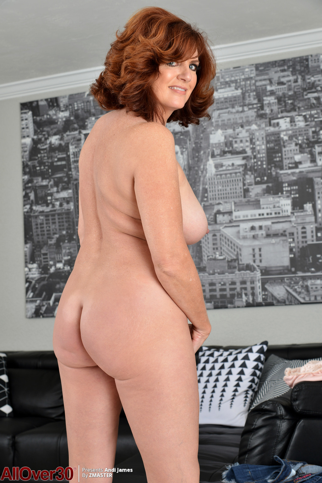 allover30free- hot older women - 52 year old andi james from
