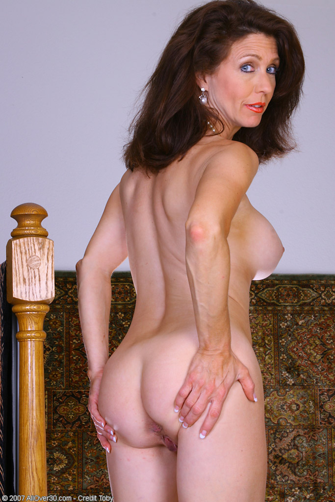 Allover30Freecom Mature Housewives - Featuring 46 Year -9756
