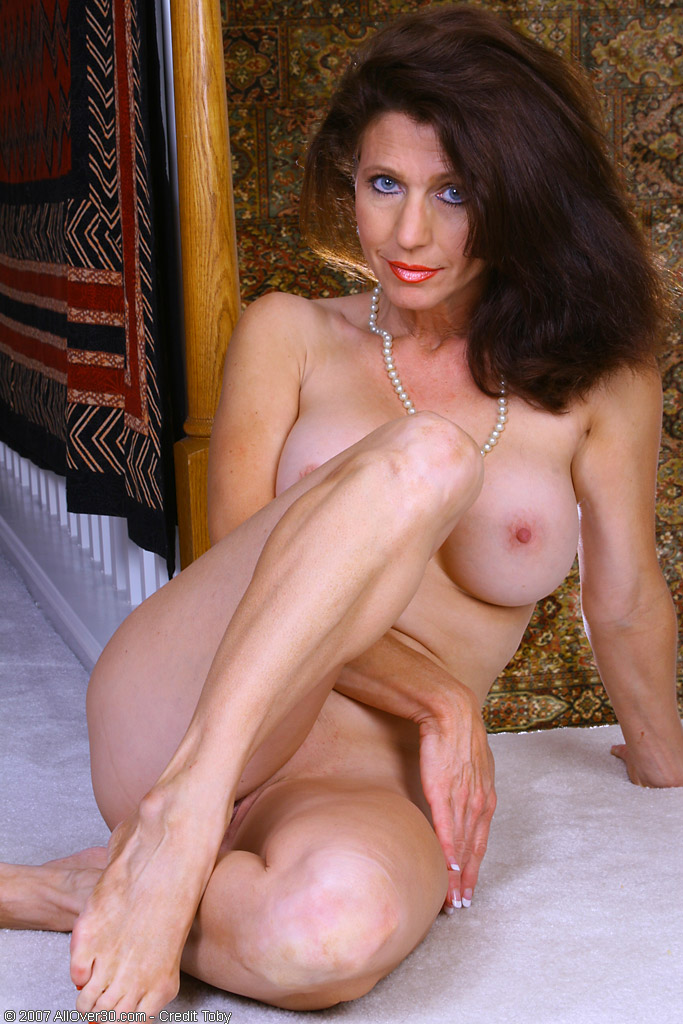 Allover30Freecom Mature Housewives - Featuring 46 Year -4818