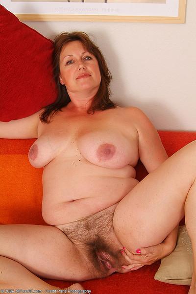 mature hairy nude marishka
