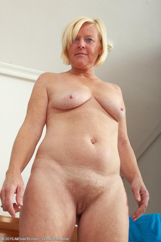 mature naked lady films