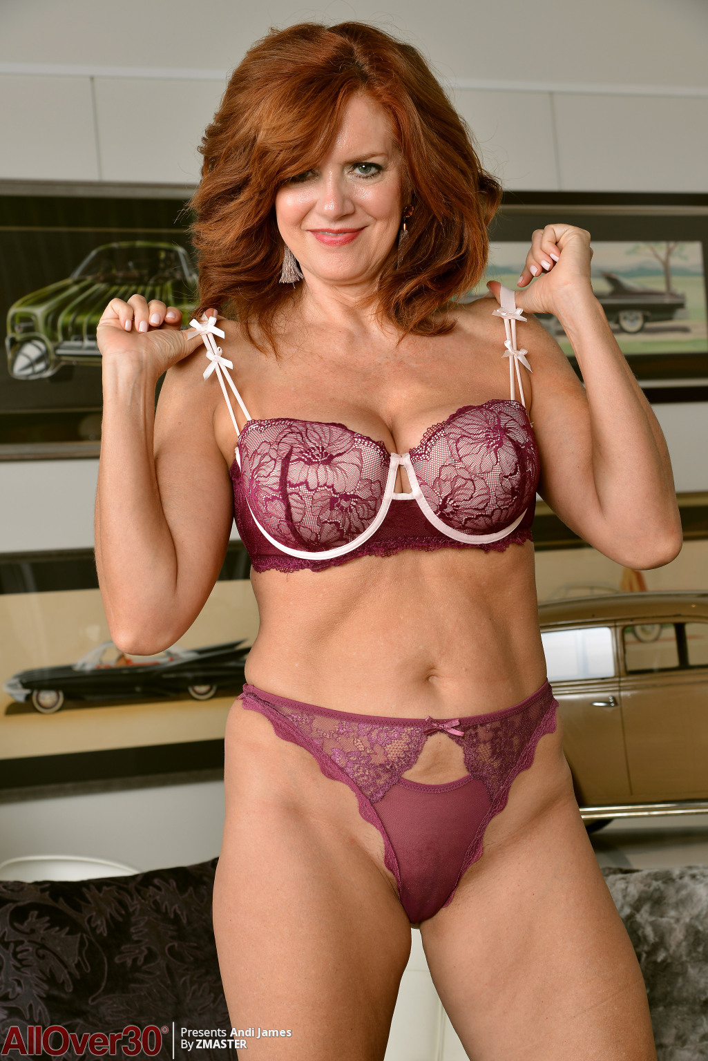 Allover30Freecom- Hot Older Women - 53 Year Old Andi -6863