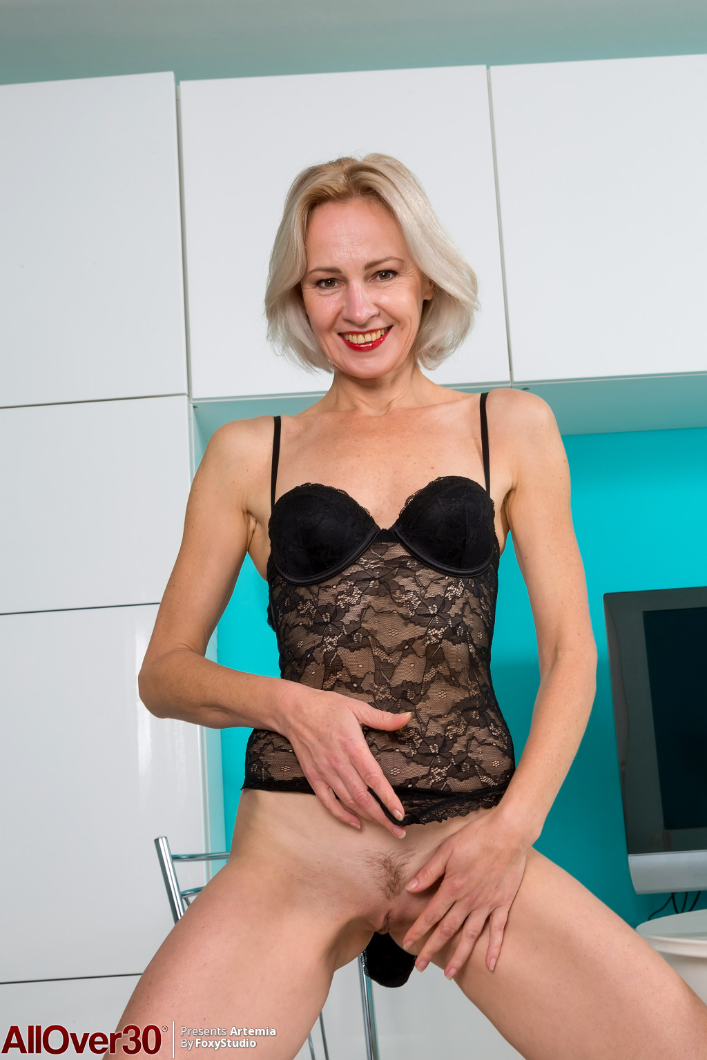 Allover30Freecom- Hot Older Women - 45 Year Old Artemia -9344