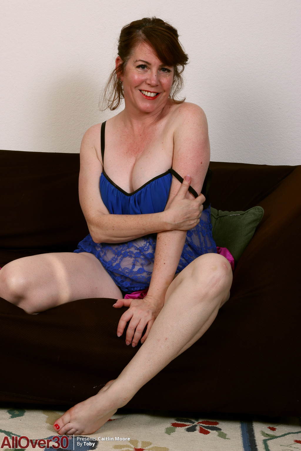 Allover30Freecom- Hot Older Women - 52 Year Old Caitlin -2368