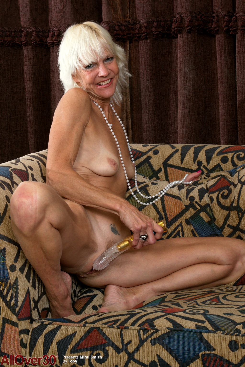 Allover30Freecom- Hot Older Women - 55 Year Old Mimi -2061